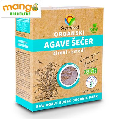 agava sirup secer kristal diet zasladjivac kaktus vegan beyond mango biocentar